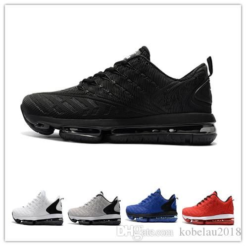 Cheap Vapormax TPU Men Sports Women Casual KPU Black Air Cushion Designers Outdoor Run Athletic Trainers Sneakers Hiking Jogging Shoes 40-45 clearance Inexpensive QVFVniJrUb