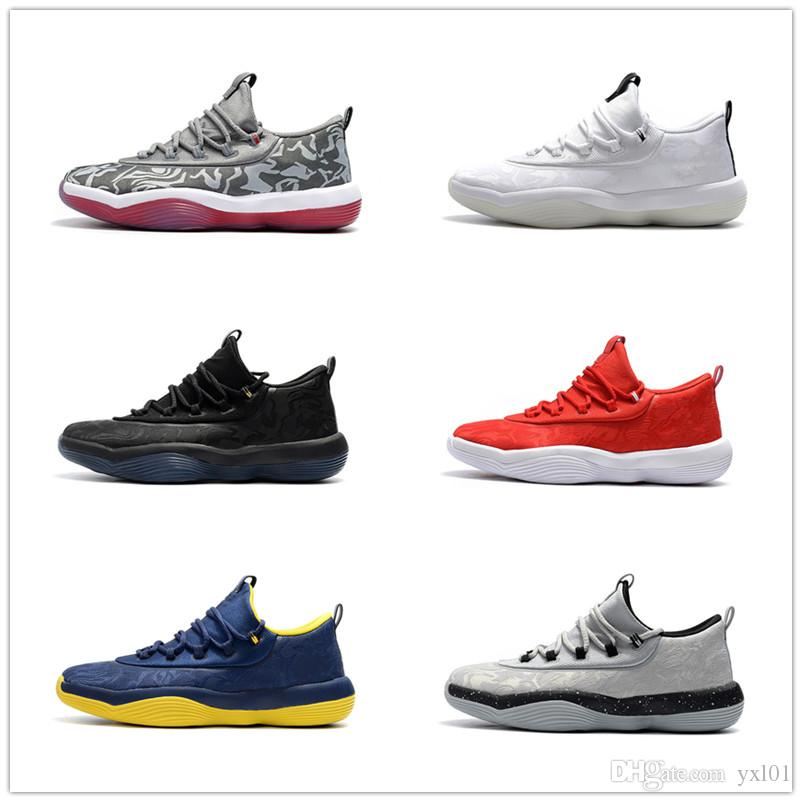 7cf13c16ef8 2018 New Arrival Blake Griffin 6 Low Men S Basketball Shoes For Cheap Top  Quality Mens 6s Black White Gold Grey Sports Sneakers Size 40 46 Buy Shoes  Online ...