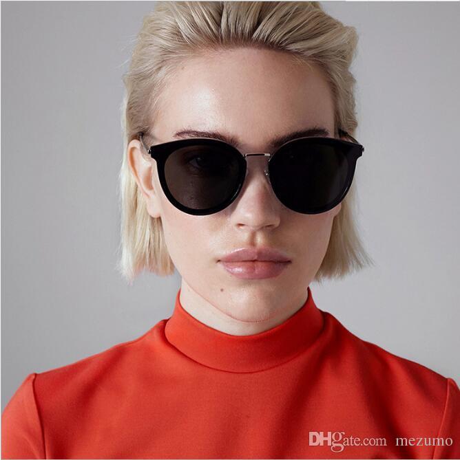 Compre Brasil Hot Rodada Óculos De Sol Bonito Pequeno Tamanho Olhos Shades  Homens Mulheres Europa Verão Estilo Círculo Óculos De Sol Baratos Brilhos  Quick ... c7e94d4c23