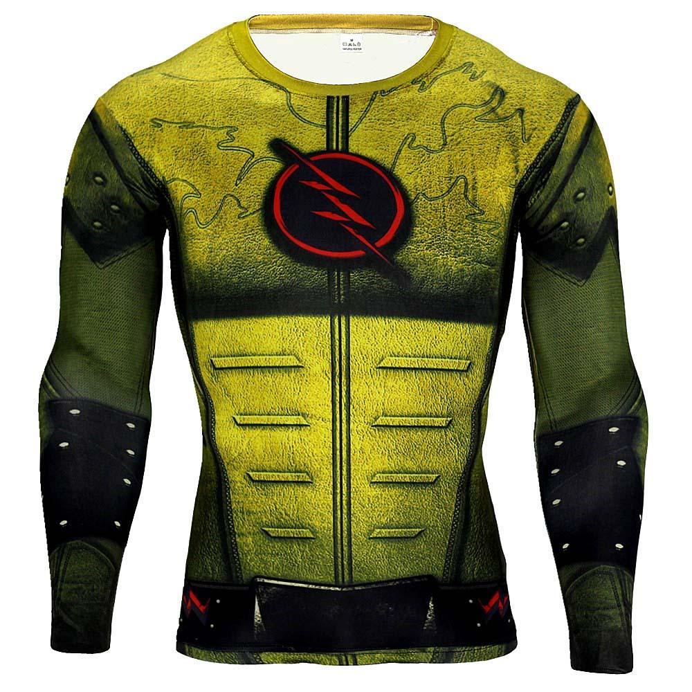 b5250f227853 2018 Mens Fitness Compression O Neck Long Sleeves T Shirt Animal 3D Prints  MMA Rashguard Tights Skin Man COCEDDB T Shirts C20 Tees Online Print Tees  From ...