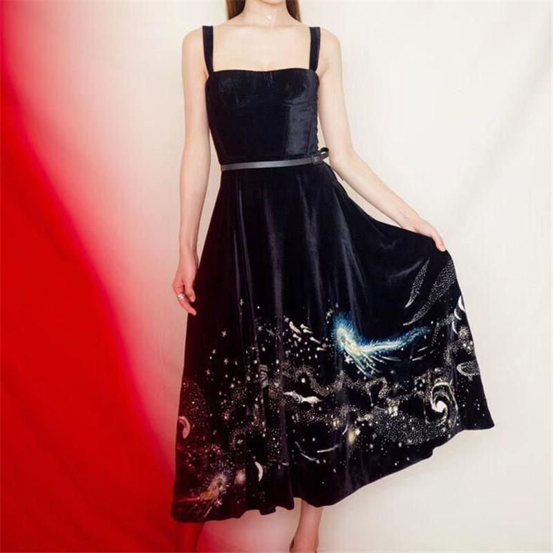 Mid Length a Line Dresses