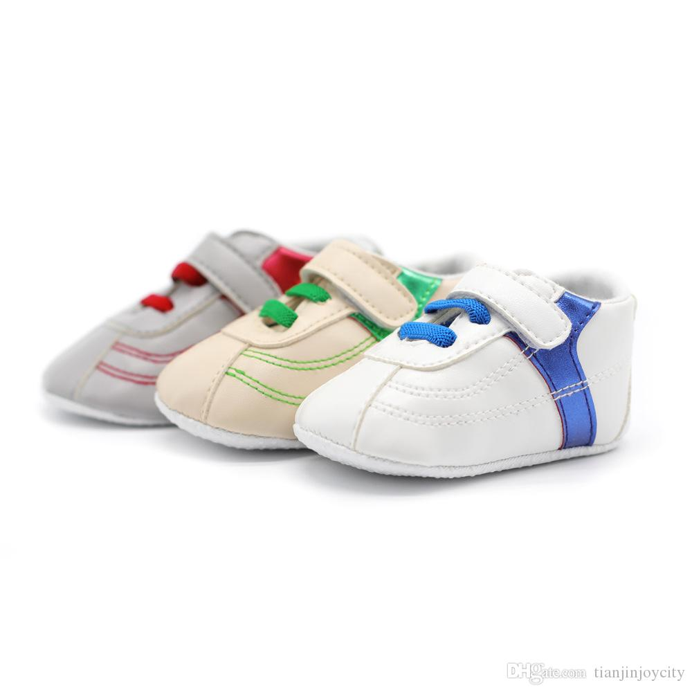 533d6ad01 Classic Baby Shoes Kids Sneakers Infant Children Anti Slip First Walker Boys  Girls Sports Prewalker Newborn Casual Leisure Shoes Child Shoes Online Shop  ...