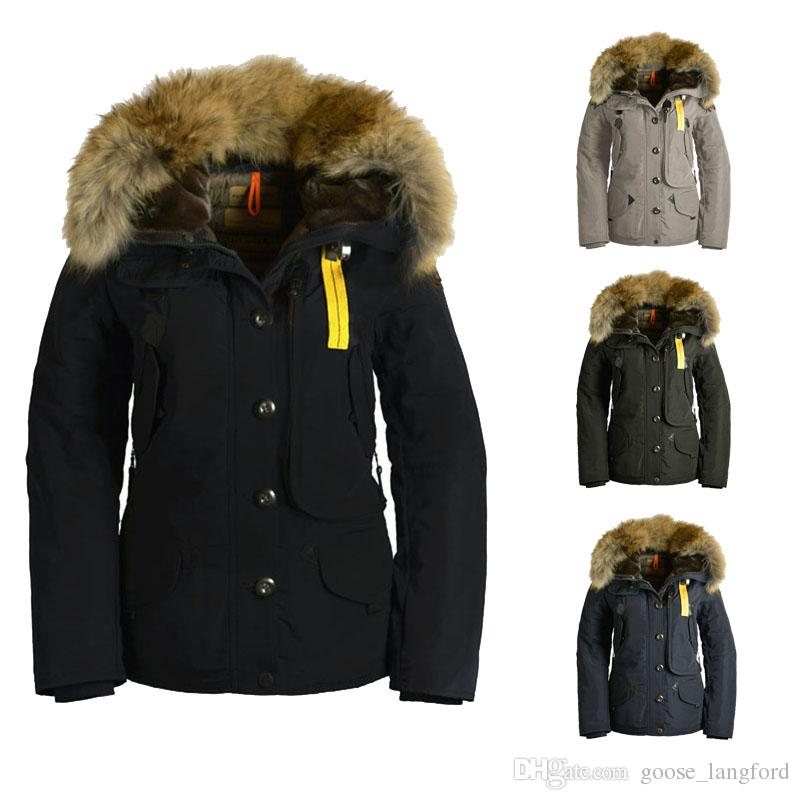 2018 Dhl Hot Sale Winter Warm Hiking Luxur Down Jacket Parajumpers Women Doris Black Women Down Jacket For Women Parka Down Jacket From Goose_langford, ...