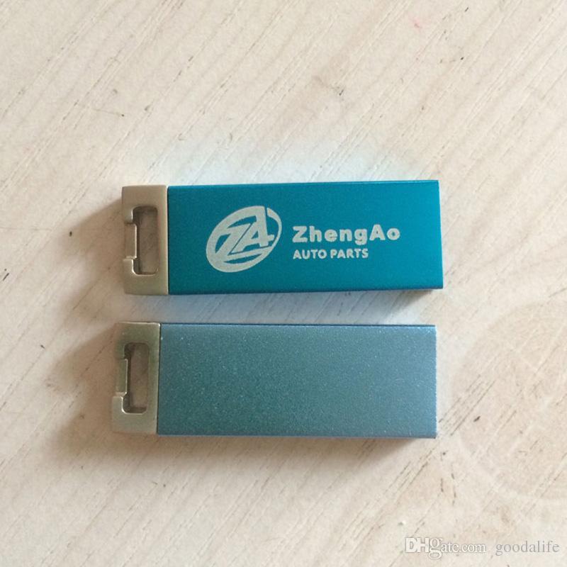 No logo Mini stick 4GB USB Flash Drive Mini metal USB Key finger USB Memory Stick 8GB USB2.0