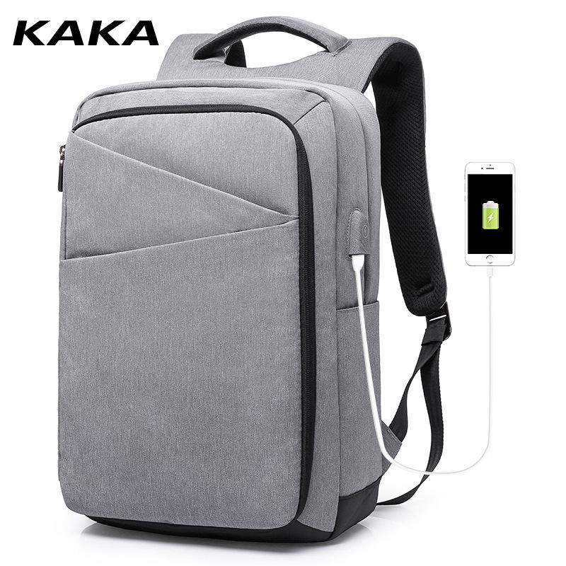 86ed41cdedcc KAKA Men S Fashion Shoulder Bags Women 17.3 Laptop Backpack Travel Boys  School Bag Easy Carrying USB Charging Port Luggage Bags Batman Backpack  Running ...