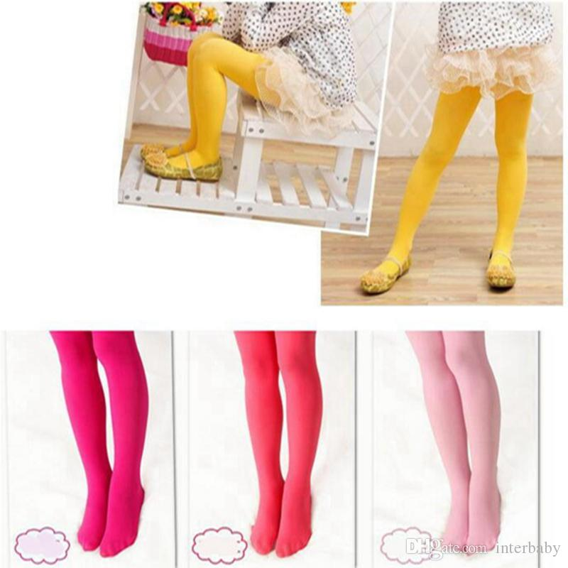 4401b3aa1e7 Kids Candy Colors Pantyhose Girls Leggings Fashion Girl Ballet Pants Grils  Stockings Children Casual Trousers Kids Girls Clothing YL70 1 Boys Chino  Pants ...