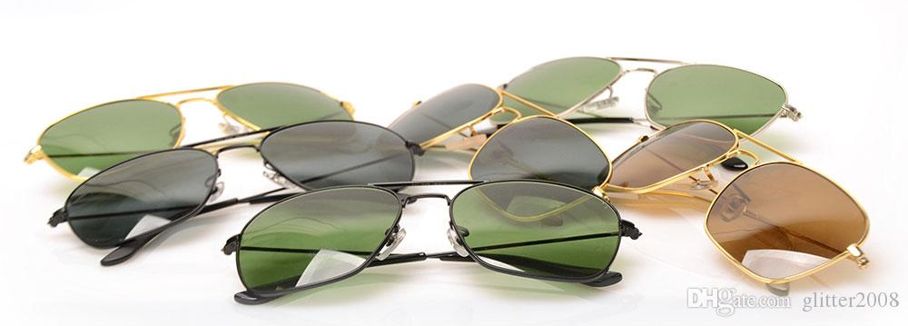 100% UV protection sun glasses Mens Womens sunglasses fashion glasses glass Lens Brand sun glasses come with Box Tags