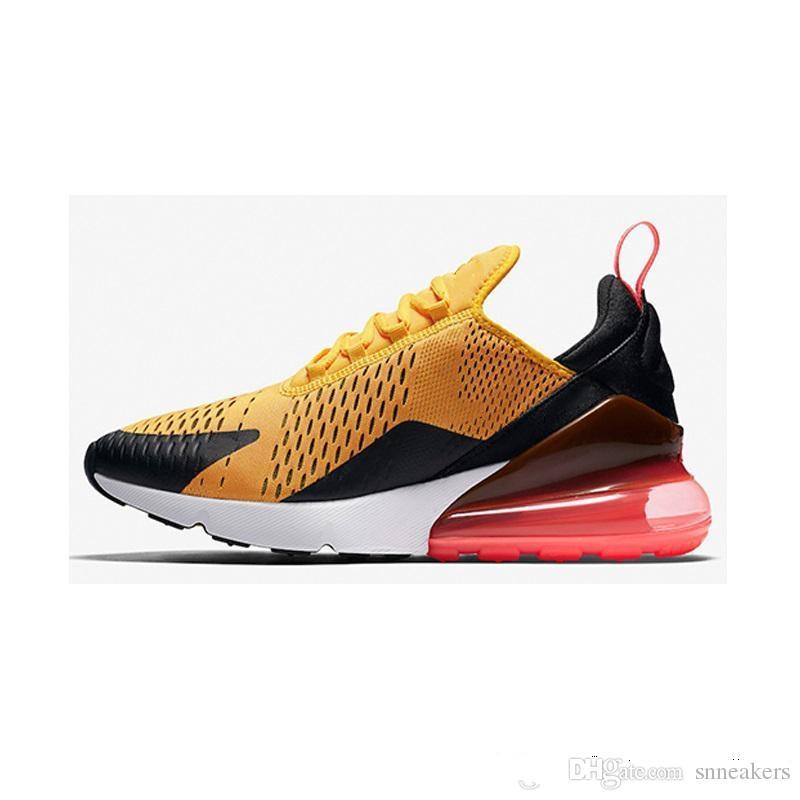 f0b7c645e786 Acheter Nike Air Max 270 Sneake Nike 270 En Gros 2018 Nouvelle Haute  Qualité Hommes Et Femmes De Chaussures De Sport KPU Amorti Extérieur  Confortable ...