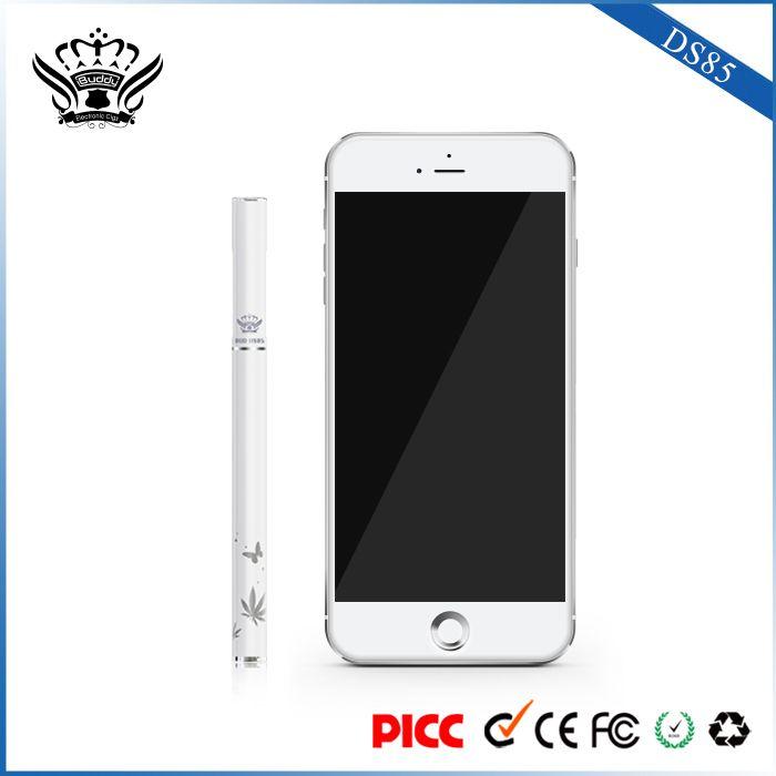 disposable cartridge thick oil DS85 disposable vaporizer pen 0.5ml cartridge 210mah battery e cig China best sell e cig manufactory