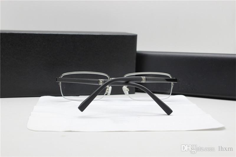 Hot MB 450 óculos de armação de óculos de armação de quadro restaurar antigas formas oculos de grau homens e miopia armações de óculos.