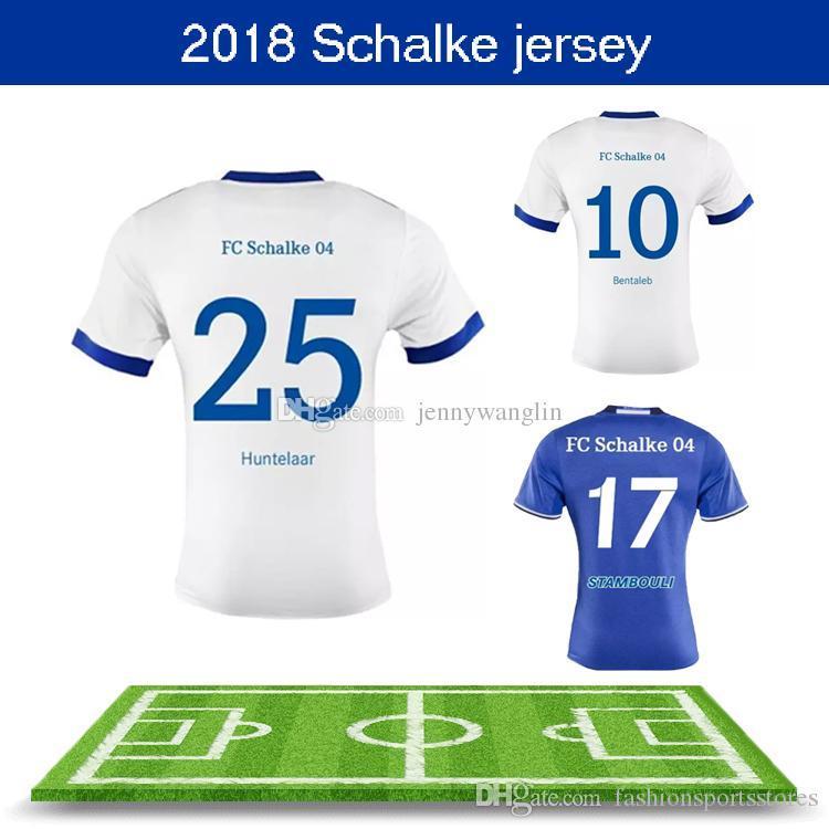 Schalke 04 Trikot Huntelaar