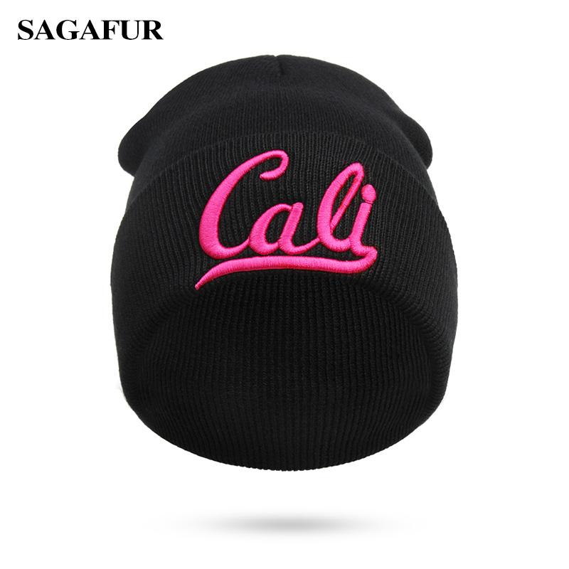 3d9af240f6ac 2019 SAGAFUR Men Women Beanies 3D Embroidery High Quality New Winter  Fashion Accessory Headwear Brand Hat Female Soft And Warm From Xuelianguo,  ...