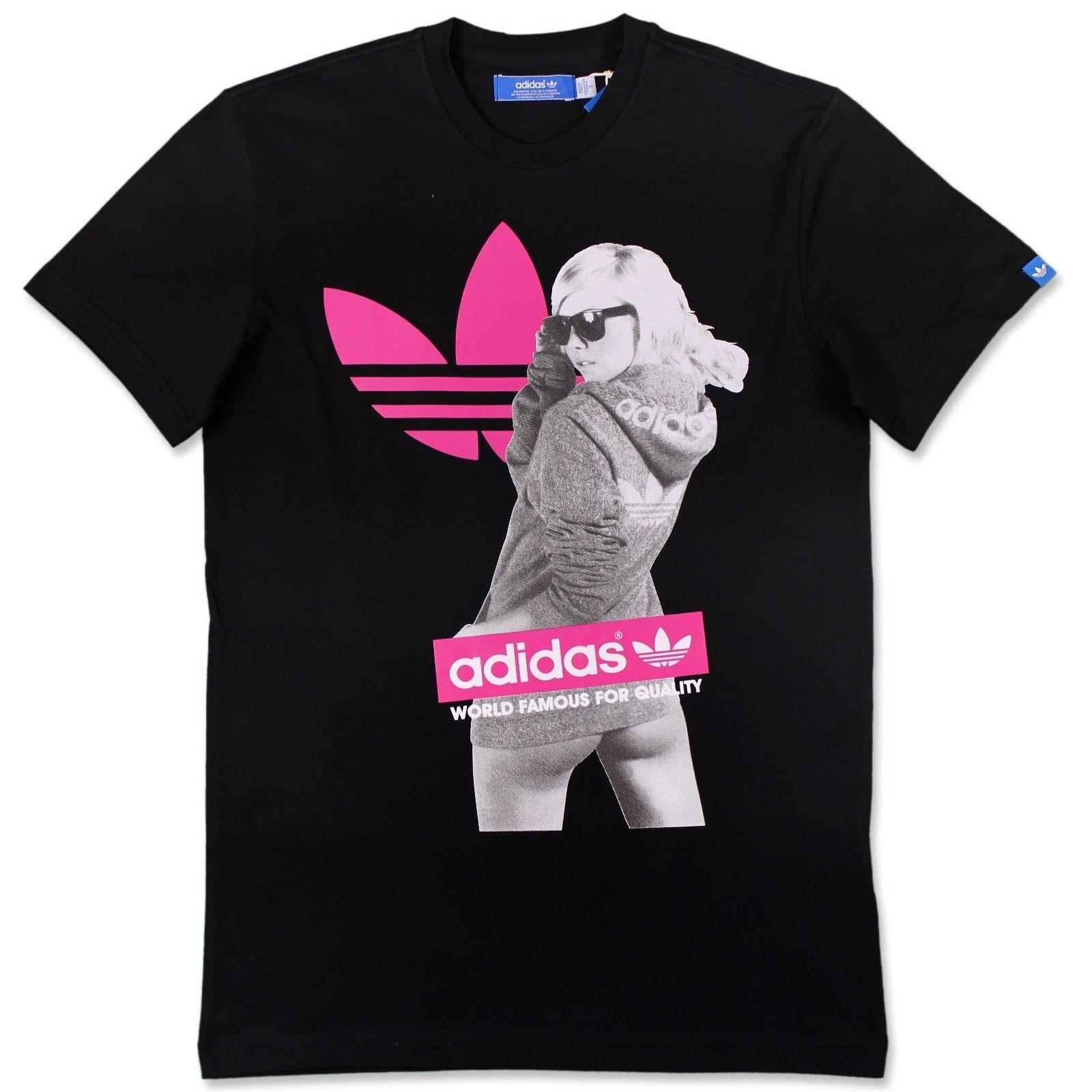 f4147326905d Acquista Originals Graphic Tee Girl Trefoil T Shirt Il Tempo Libero Da Uomo  T Shirt Moda Uomo T Shirt Casual T Shirt Il Tempo Libero In Cotone Tops A  $18.38 ...