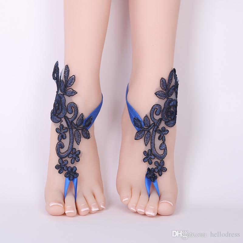 blue feet Sexy
