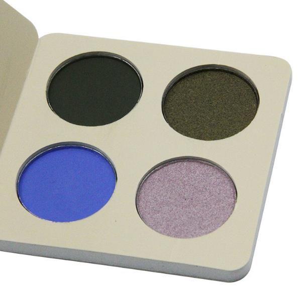 Yeni Çıplak Göz Farı Fares 4 Renk Göz Farı Mat Pırıltılı Aydınlık Vurgulamak Bronzlaştırıcı Lon-kalıcı Sihirli Kod Gözleriniz için Toptan