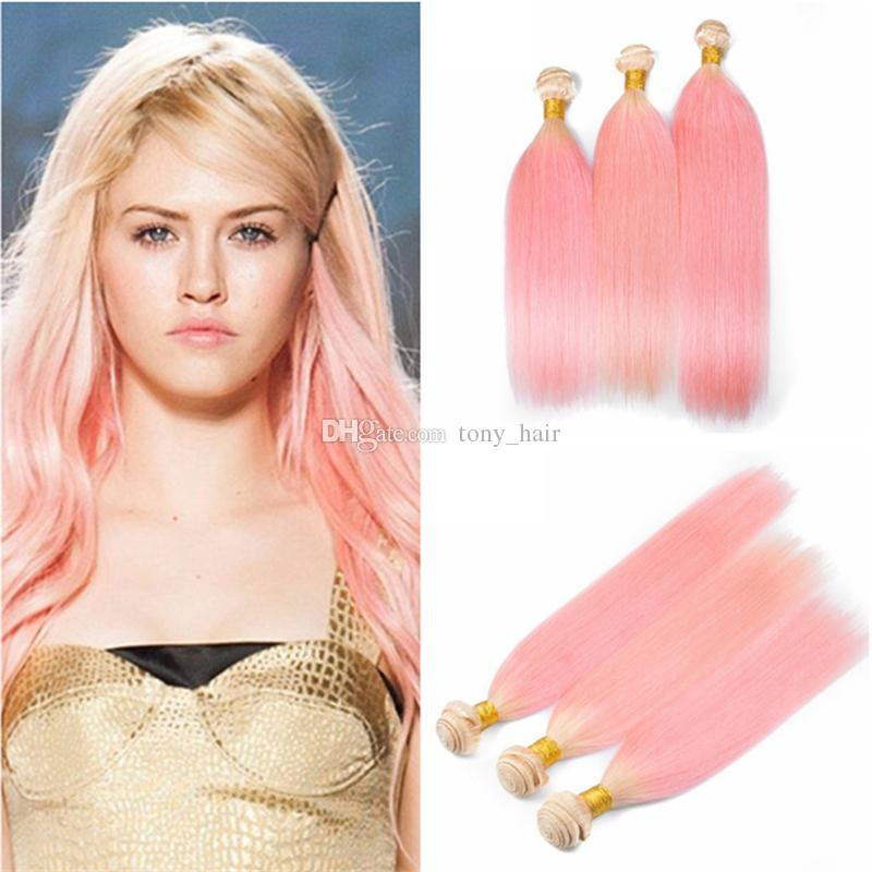 Bleach Blonde Hair With Pink Highlights The Best Blonde Hair 2018