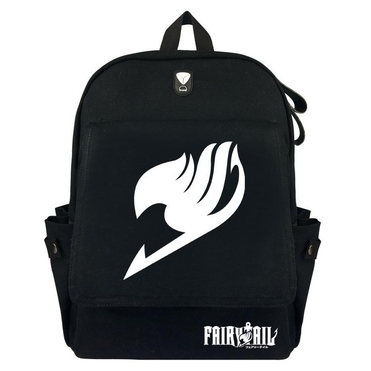 25d3c4e0ee72 Fairy Tail Backpack AnimeTeenager Boys Girls Book Bag Children School Bags  Women Laptop Backpack Gift daypack Anime Cosplay