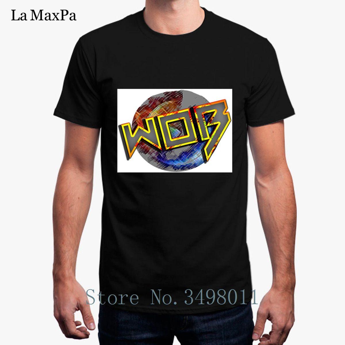 d4d69498 Printed T Shirt World Of Bubs Logo Tshirt Clothes O Neck Cool Short Sleeves  Mens T Shirt Mens S 3xl Hip Hop Camisetas Online Cool Tshirt Designs Create  T ...