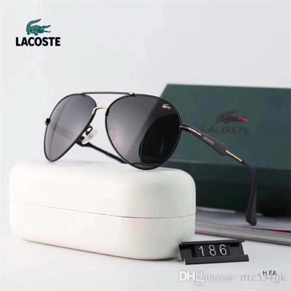 d0b6d2d9b02e New Vintage Round Sunglasses Small Frames Letters Avant Garde Sunglass  Fashion UV400 Lens Shades Sun Glasses For Men Women Hipster Sunglass Cheap  Eyeglasses ...