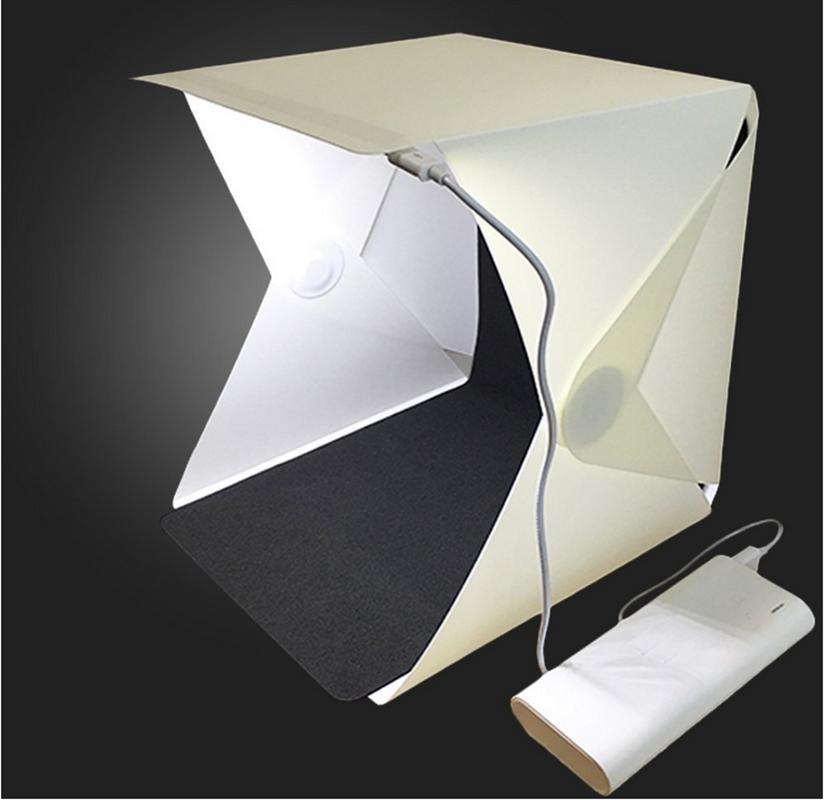 Foldable Lightbox Portable Light Room Photo Studio Photography Backdrop Mini Photo Studio Photography Box Lighting Tent Kit Photography Box Foldable ... & Foldable Lightbox Portable Light Room Photo Studio Photography ...