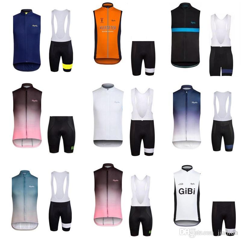 RAPHA Team Cycling Sleeveless Jersey Vest BibShorts Sets Top Sales Clothing  Mountain Bike Wear Outdoor Sportswear C2319 Cycling Uniforms Best Bike  Shorts ... fbf7e5c08