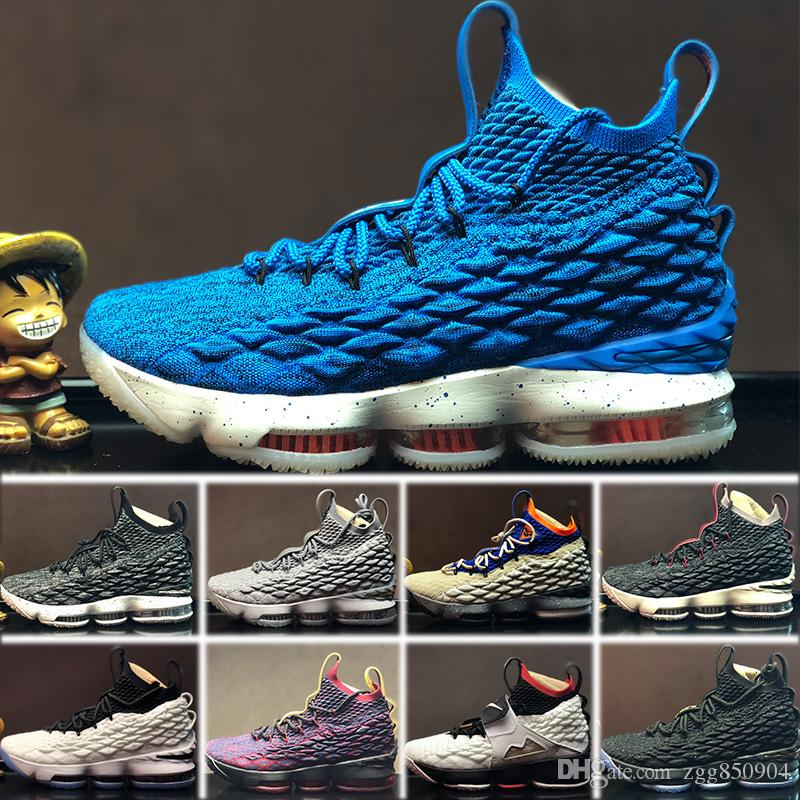 separation shoes cc78b 754e0 New Acquista Shoes Lebron Nike Men s 2018 Pe Angeles Lbj15 15 Los wx0aR