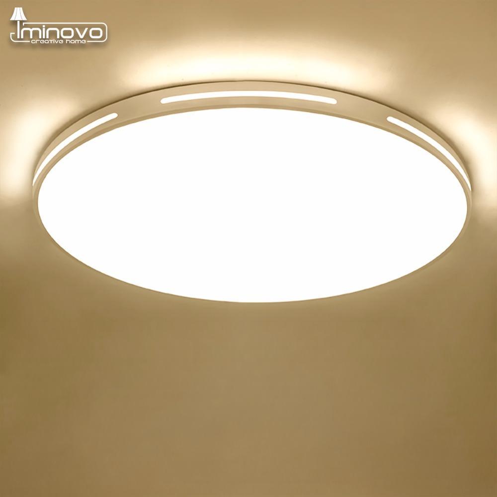 Compre Lámpara De Techo Led Panel De Lámpara Moderna Sala De Estar ...