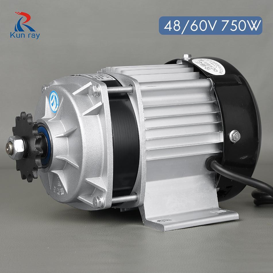 grohandel 750 watt dc 48 v 60 v brushless motor bm1418zxf