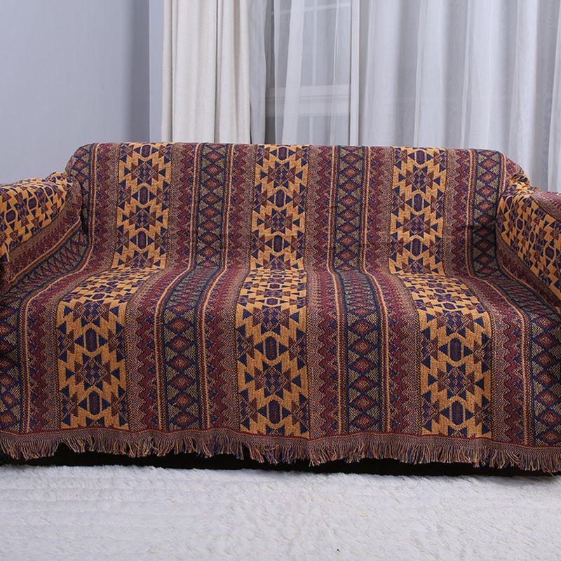 Bohemian Throw Blankets Best Bohemian Plaid Soft Blankets Sofa ChairBed 60%cotton Jacquard