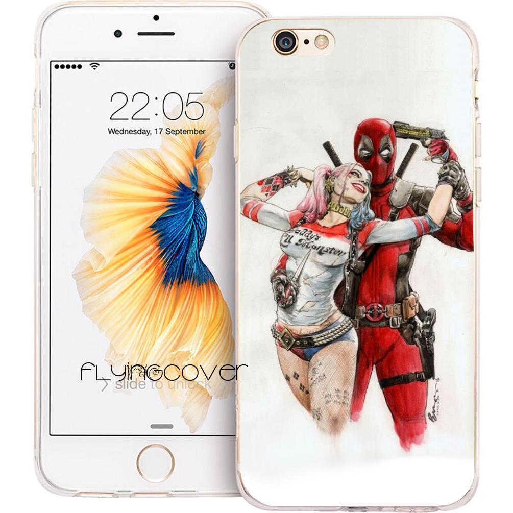 deadpool iphone 8 plus case