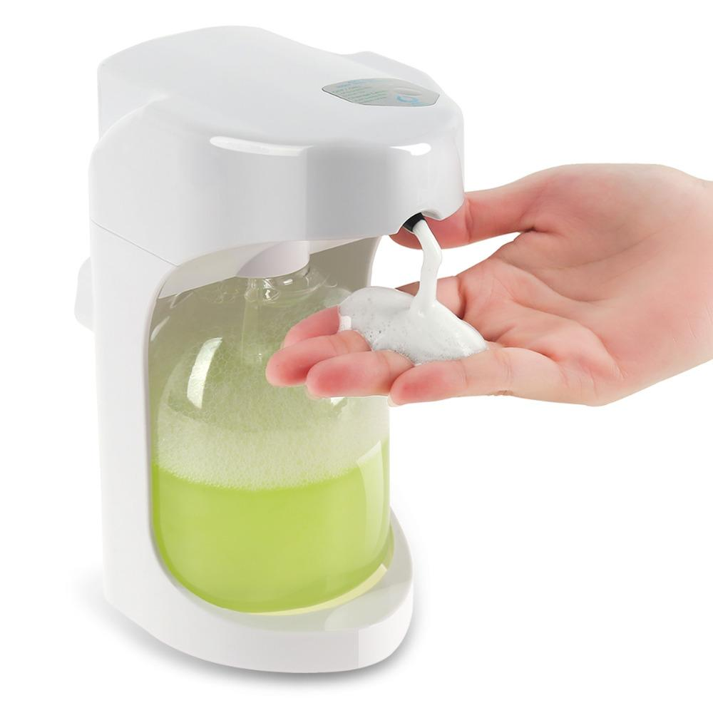 2018 Automatic Liquid Soap Dispenser Smart Sensor Touchless ...