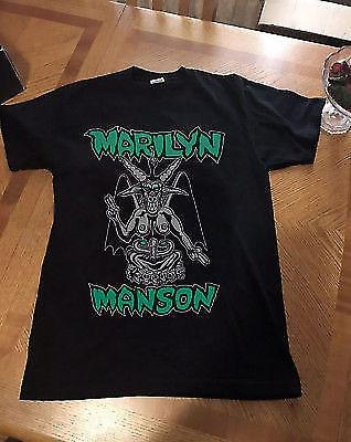 e3bd7584a72d MARILYN MANSON Vintage T Shirt 1994 I Am The God Of Fck 1990s TOP !! NEW  100% Cotton Cool Lovely Summer T Shirt Tops T Shirts Online Shopping Buy T  Shirts ...
