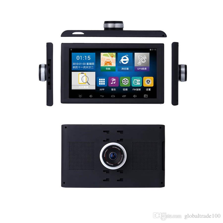 9 inch Android Car Truck GPS Navigation DVR Video Recorder Tablet AV-IN Support Reversing Camera 512/8GB With Free Mps T18