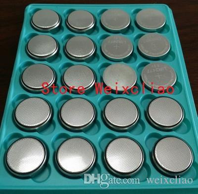 1 porción LIR2477 3.6V batería recargable de la célula del botón del ion de litio del litio 2477 baterías recargables de la moneda del li-ion 3.6 CR2477 liberan el envío