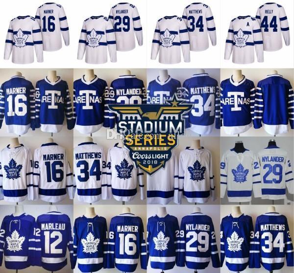 bd0938141 2018 Stadium Series Hockey 1918 1919 Toronto Arenas Jersey Maple ...
