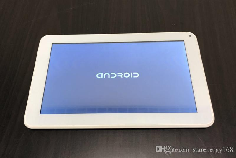2018 cheap 9 inch Quad Core camera core Android 4.4 Tablet PC 512MB 8GB 1.5GHz Allwinner A33 Bluetooth B-9PB