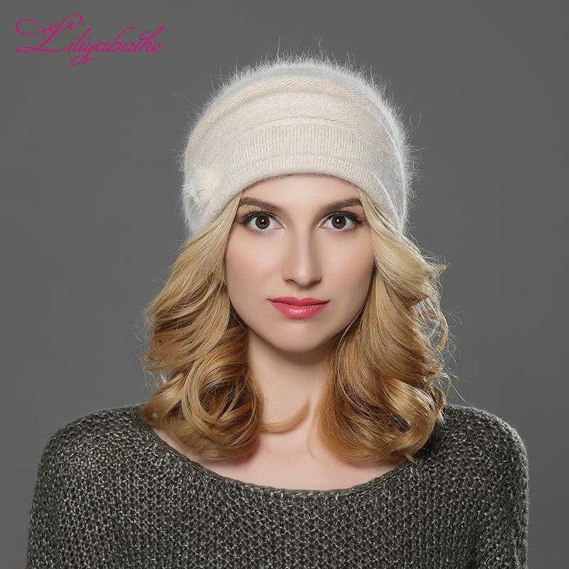купить оптом Liliyabaihe New Style женская зимняя шапка шапка