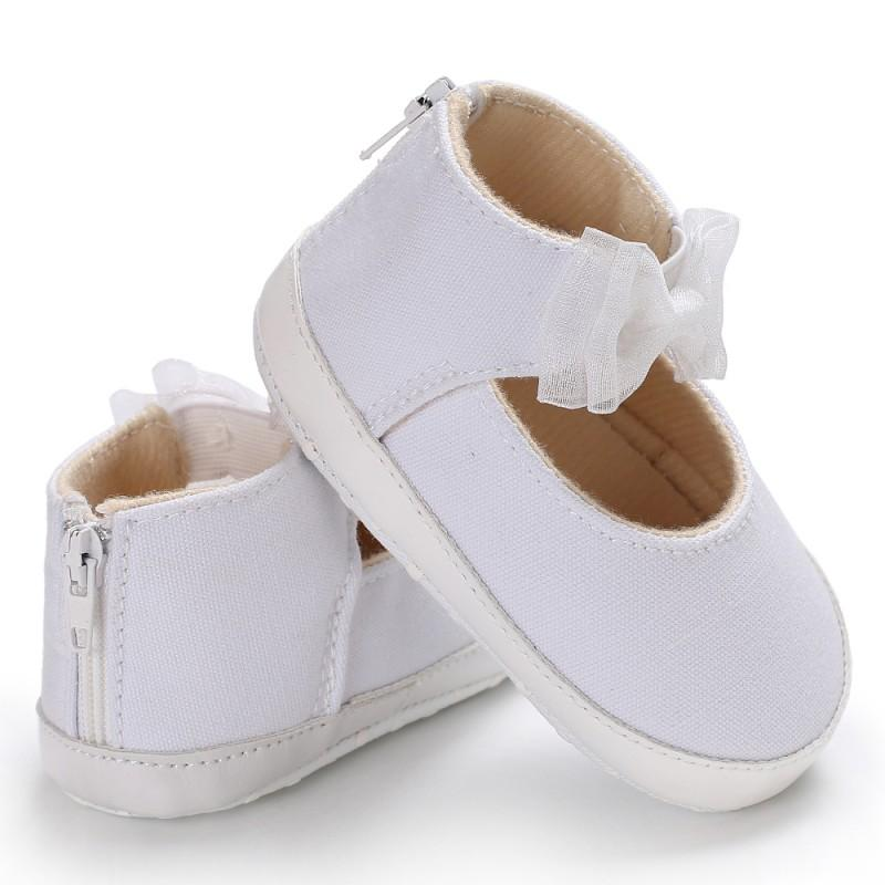 1aea69c6dec44 Baby Girls Shoes Infant Toddler Newborn Princess First Walkers ...