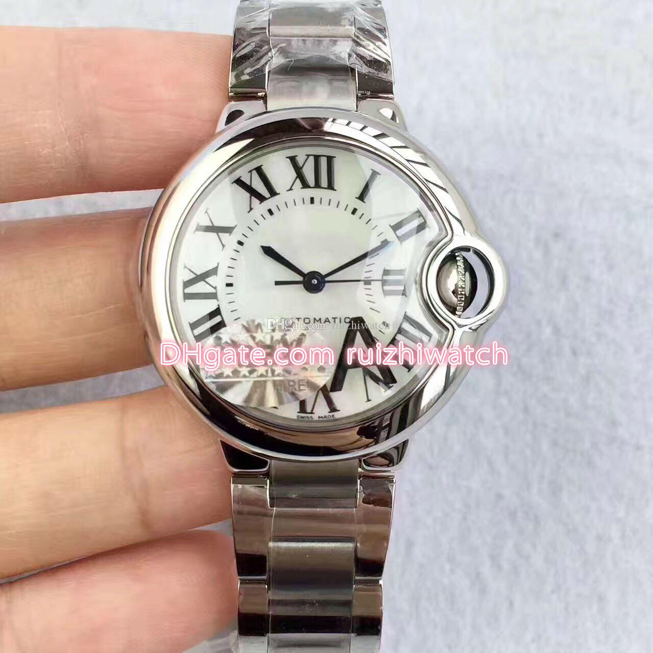 Mejor reloj automatico mujer