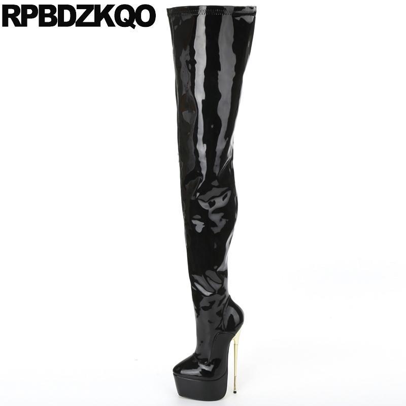 95b3a901c3d Wide thigh high boots