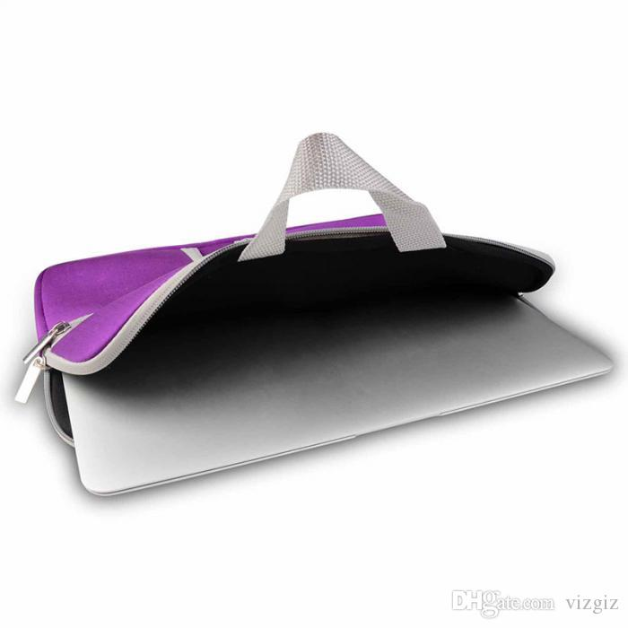 Fashion Laptop Cover Case For Macbook Pro Air Retina Ultrabook Notebook Sleeve Bag for Apple Mac book 11/13/15 inch Q9 X