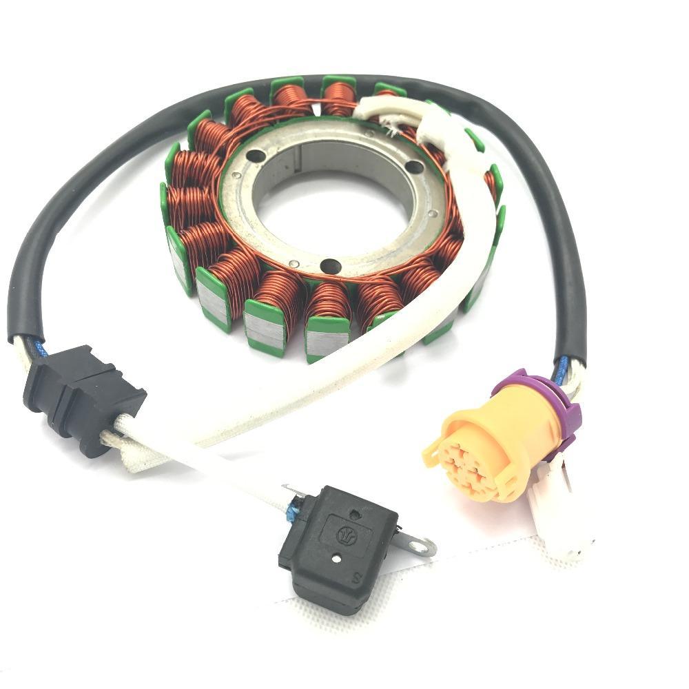 Stator Magneto Coil For Hisun HS400 Hisun 400CC UTV 31102-F12-0000