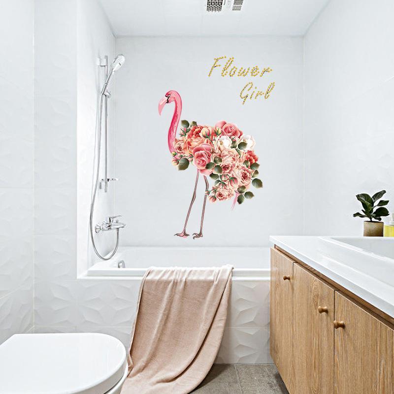 Acheter Sk 7166 Flamingo Pvc Moderne Armoire Penderie Carreaux De