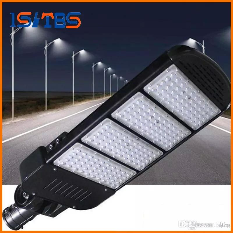 2019 Outdoor Lighting High Pole Led Street Light 80w 100w