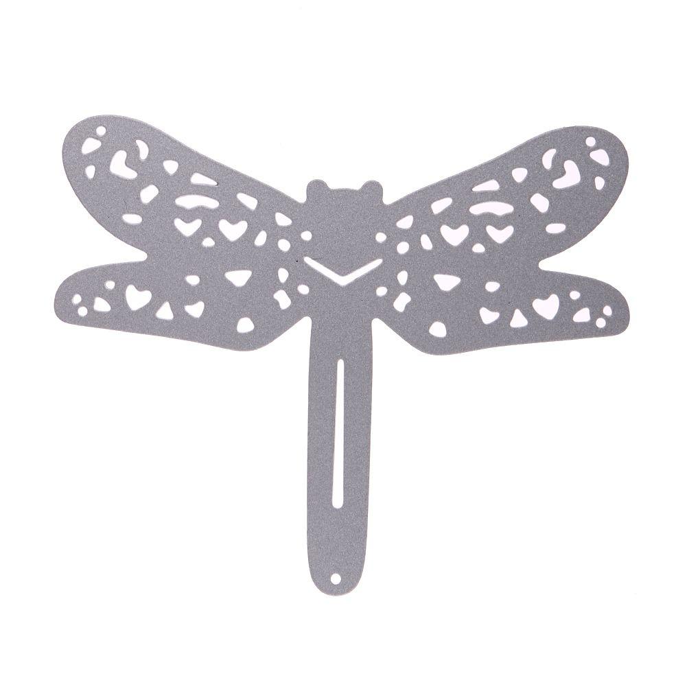Dragonfly Die Cuts Metallo Die Cutting Muore Scrapbooking Goffratura Cartella Suit per Fustella Macchina da taglio Big Shot