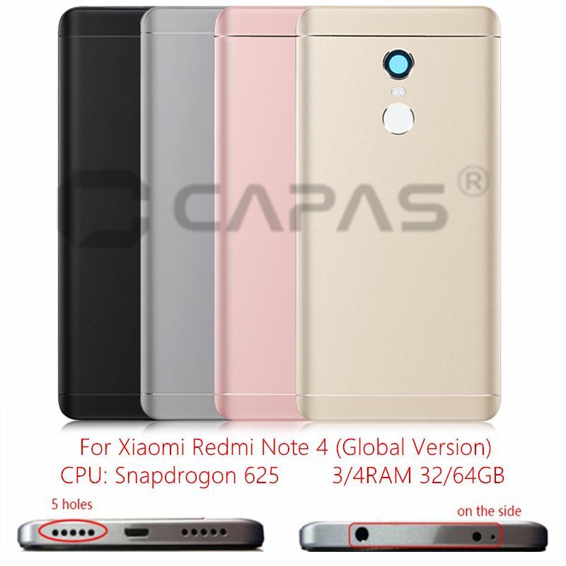 xiaomi redmi note 4 global version