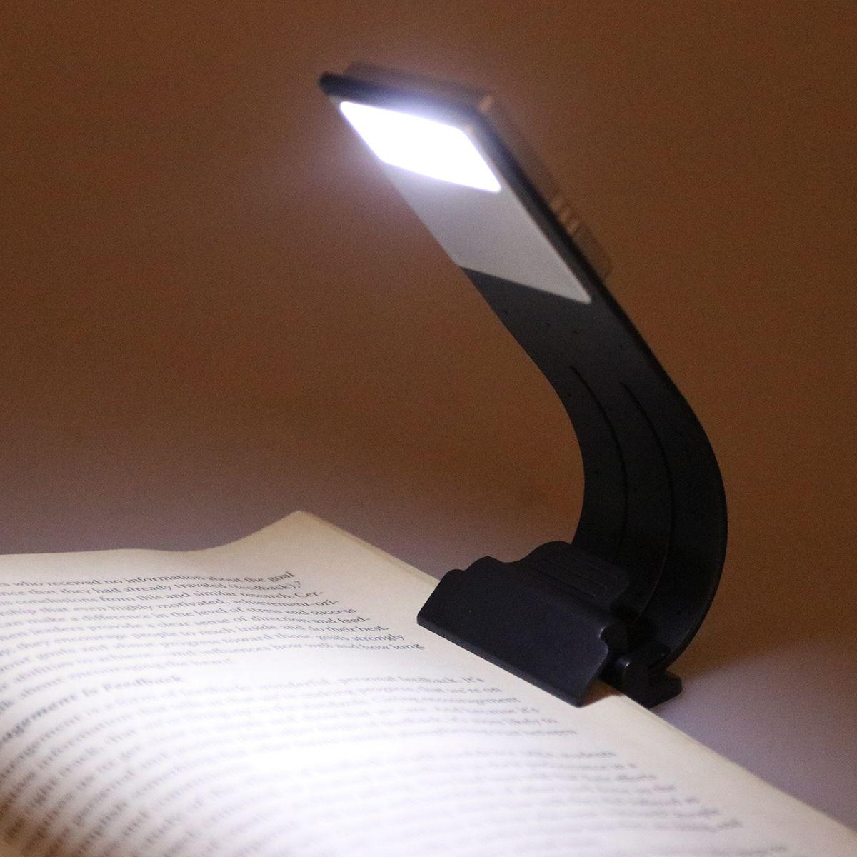 gro handel buch licht led clip buch leselampe usb wiederaufladbare flexible licht lesezeichen. Black Bedroom Furniture Sets. Home Design Ideas