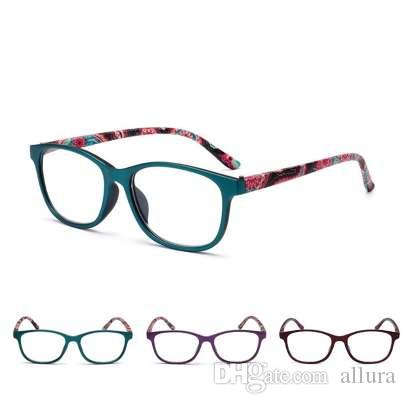 4195f976e7e Flower Reading Glasses Presbyopia Eyeglasses 1.0 1.5 2.0 2.5 3.0 3.5 4.0  Diopter Eyeglasses Reading Eyewear Reading Eyeglass Online with  6.75 Piece  on ...