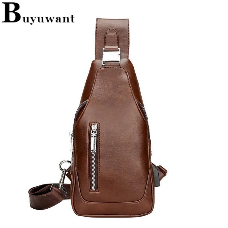 Quality Vintage Design Canvas Chest Bag For Men Shoulder Messenger Bag Knight Casual Canvas Bag Retro Fashion Streetwear Tactical Bag Excellent In