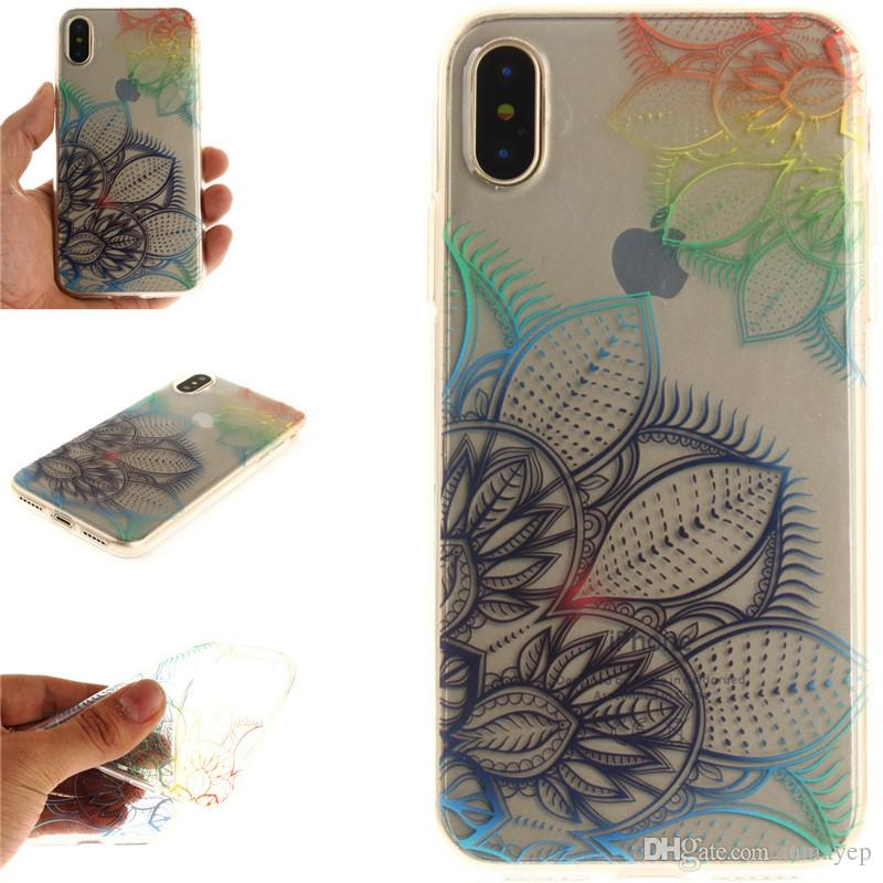 For Lenovo A319 S850 S90T P1M P1 K5 Note K3 Note/A7000 A6000/K3 A2010 Soft Clear Phone Case Anti Drop Protection TPU IMD Plastic Cover